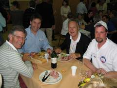 Mike Dentith, Mathew Hill, Bob Grimstead, Collin Gyenes